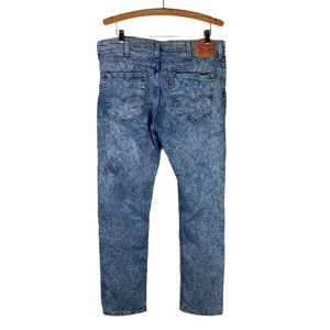 Levi's 511 Slim Fit Stonewashed Jeans
